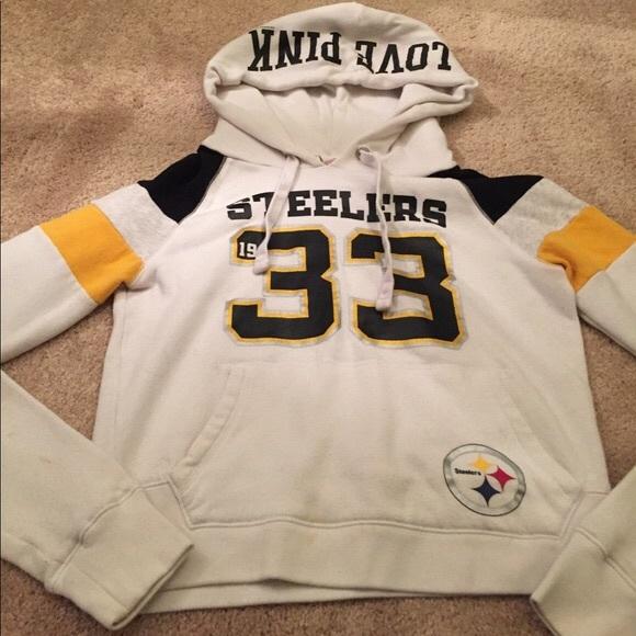 best website 96af7 54f90 Pittsburgh Steelers Victoria's Secret Hoodie